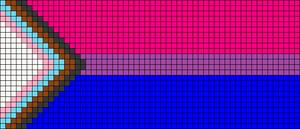 Alpha pattern #22594