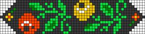 Alpha Friendship Bracelet Pattern #22605