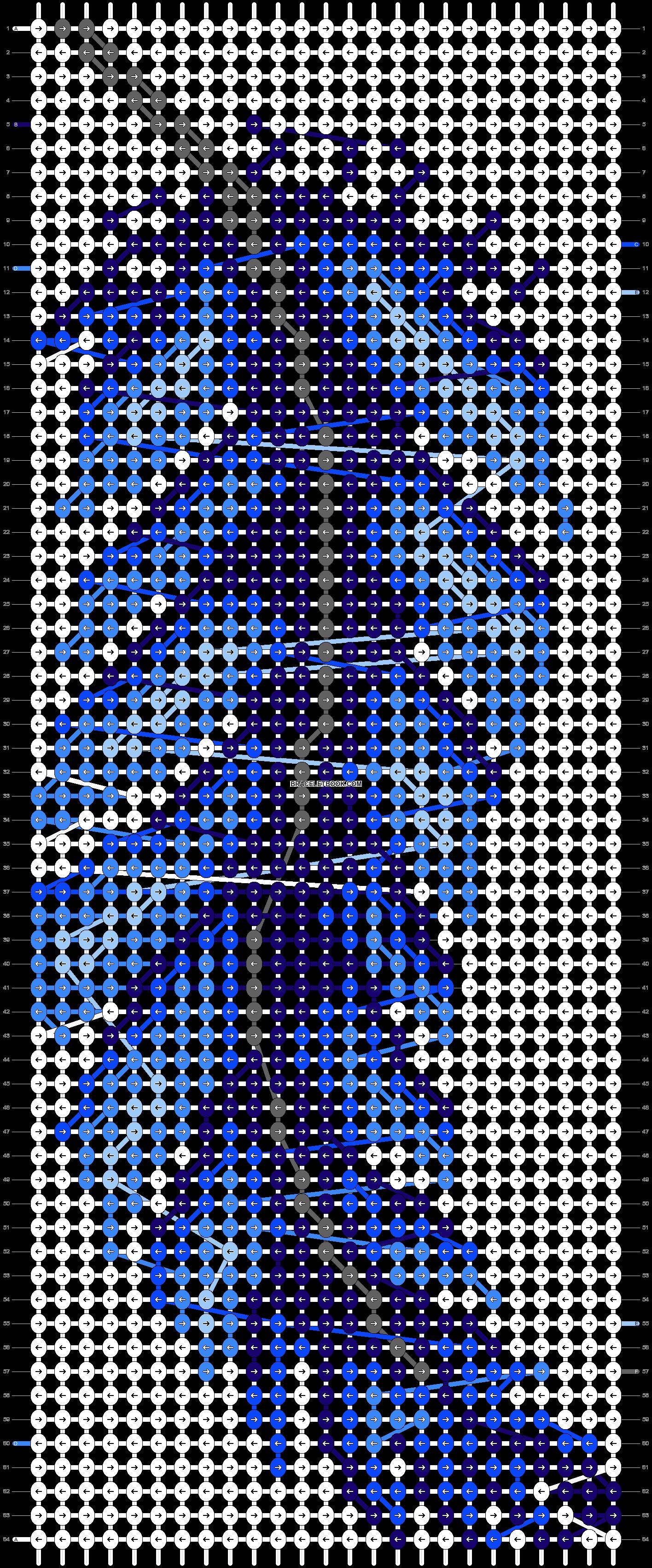 Alpha pattern #22628 pattern