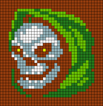 Alpha pattern #22671