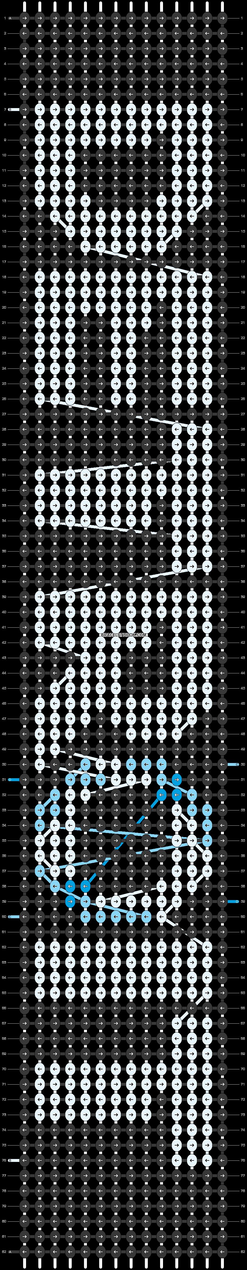 Alpha pattern #22730 pattern