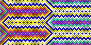 Normal Friendship Bracelet Pattern #22757