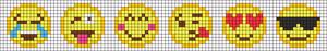Alpha pattern #22821