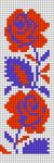 Alpha pattern #22832