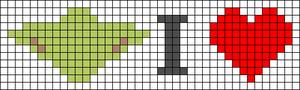Alpha pattern #22834
