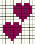 Alpha pattern #22835