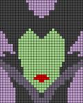 Alpha pattern #22840