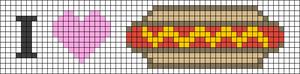 Alpha pattern #22845