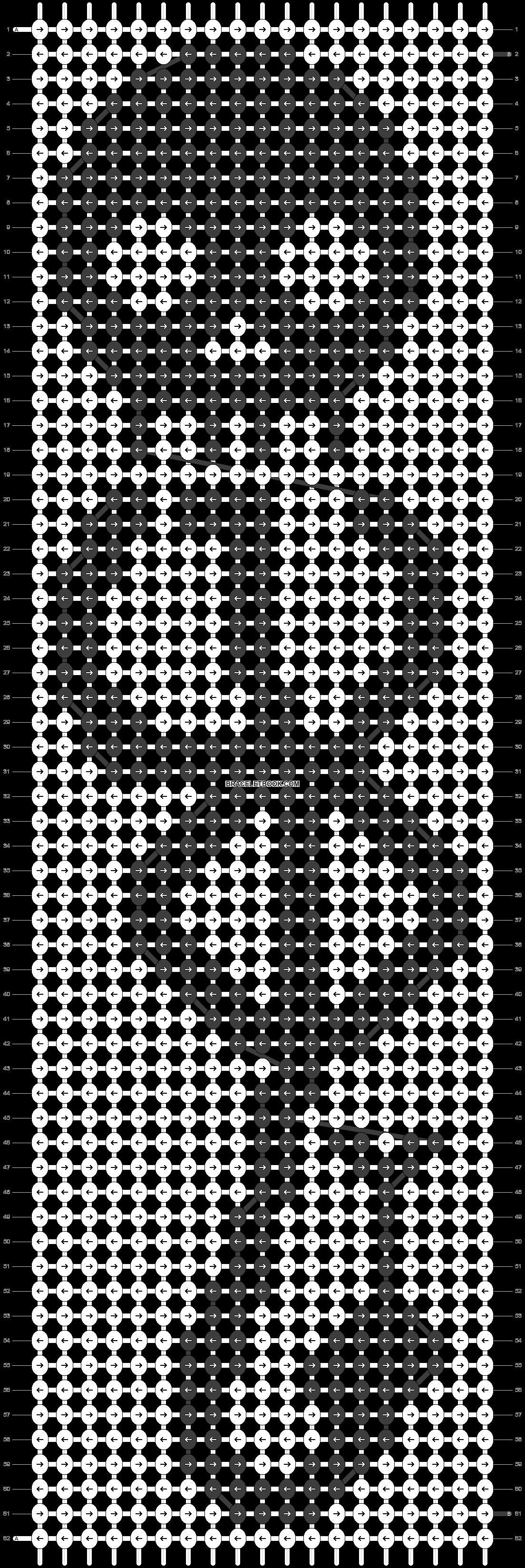 Alpha pattern #22849 pattern