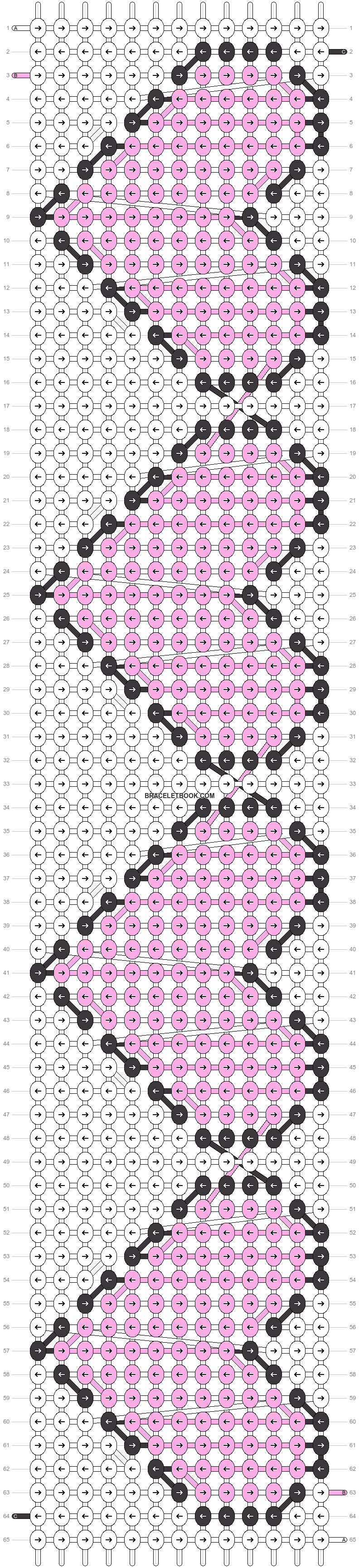 Alpha pattern #22860 pattern