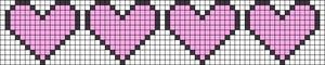 Alpha pattern #22860