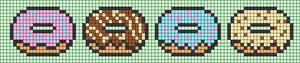 Alpha pattern #22878