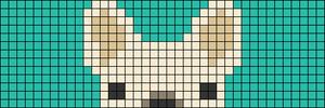 Alpha pattern #22880