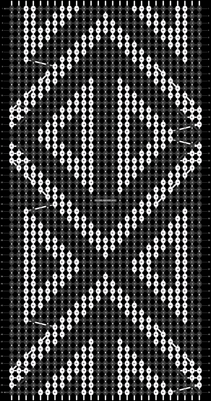 Alpha pattern #22909 pattern