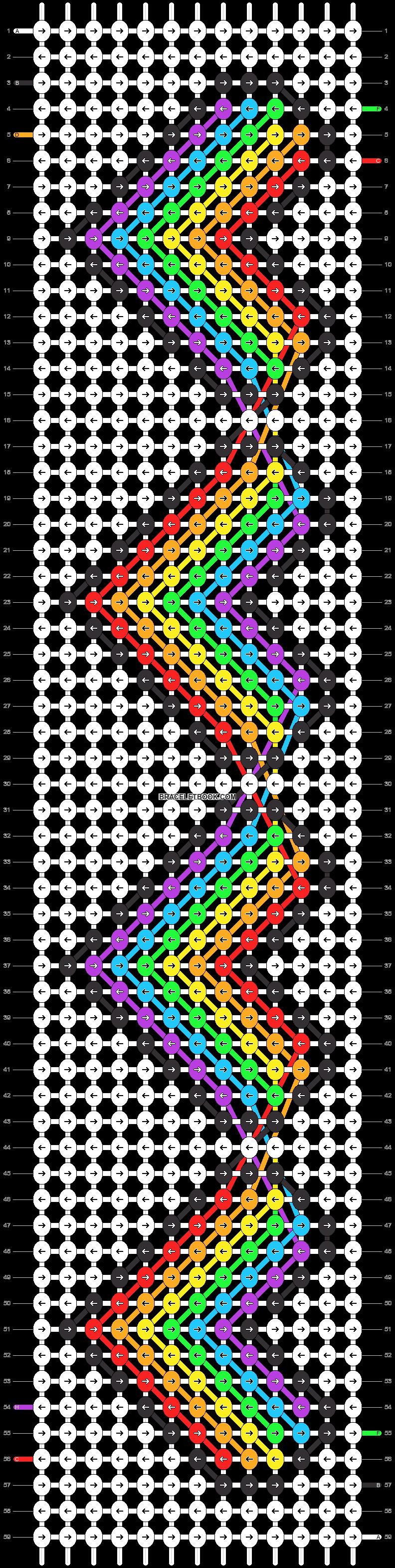 Alpha pattern #22917 pattern