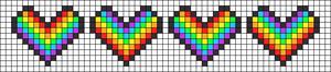 Alpha pattern #22917