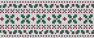 Alpha pattern #22926