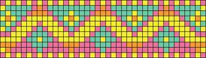 Alpha pattern #22949