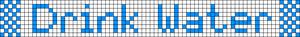 Alpha pattern #22980