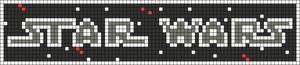 Alpha pattern #22998