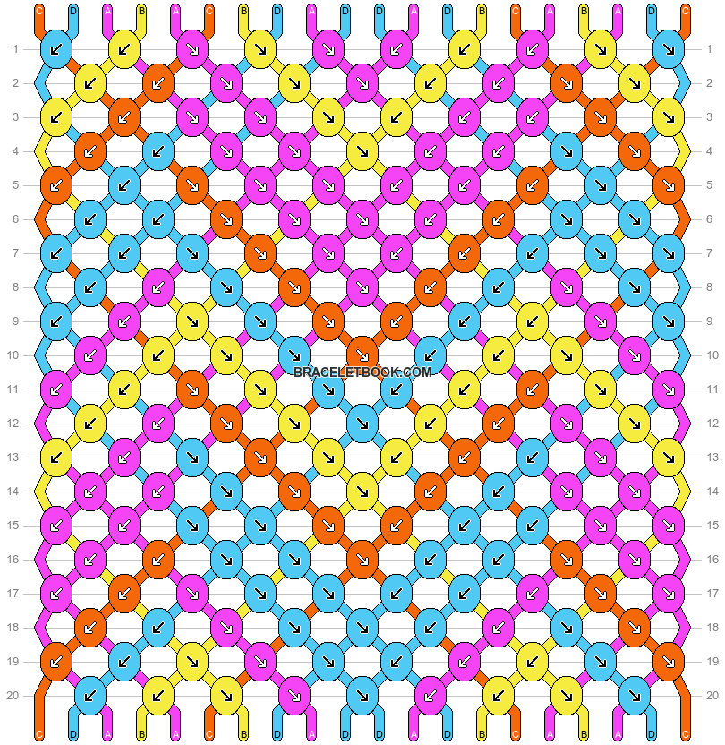 Normal pattern #23001 pattern