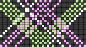 Alpha pattern #23009