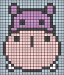 Alpha pattern #23013