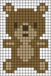Alpha pattern #23027