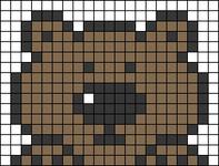 Alpha pattern #23031
