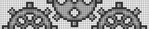 Alpha pattern #23059