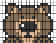 Alpha pattern #23060