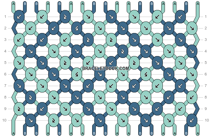Normal pattern #23074 pattern