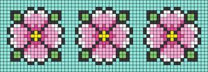 Alpha pattern #23080