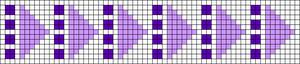Alpha pattern #23096