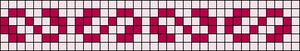 Alpha pattern #23097