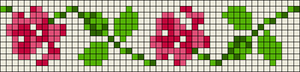 Alpha pattern #23098