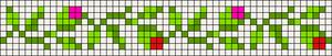 Alpha pattern #23099