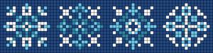 Alpha pattern #23108