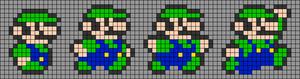 Alpha pattern #23110