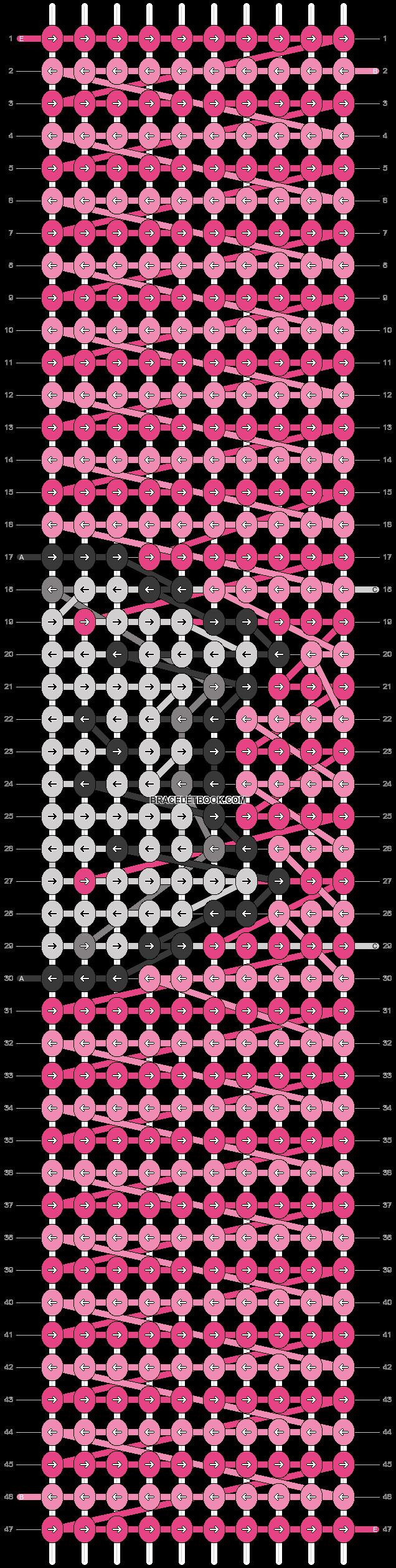 Alpha pattern #23115 pattern