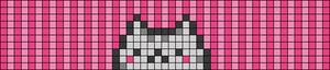 Alpha pattern #23115