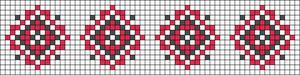 Alpha pattern #23120