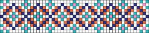 Alpha pattern #23128