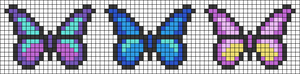 Alpha pattern #23134