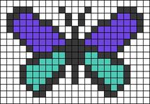 Alpha pattern #23135