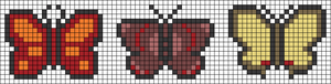 Alpha pattern #23136