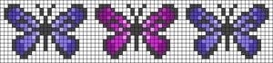 Alpha pattern #23138
