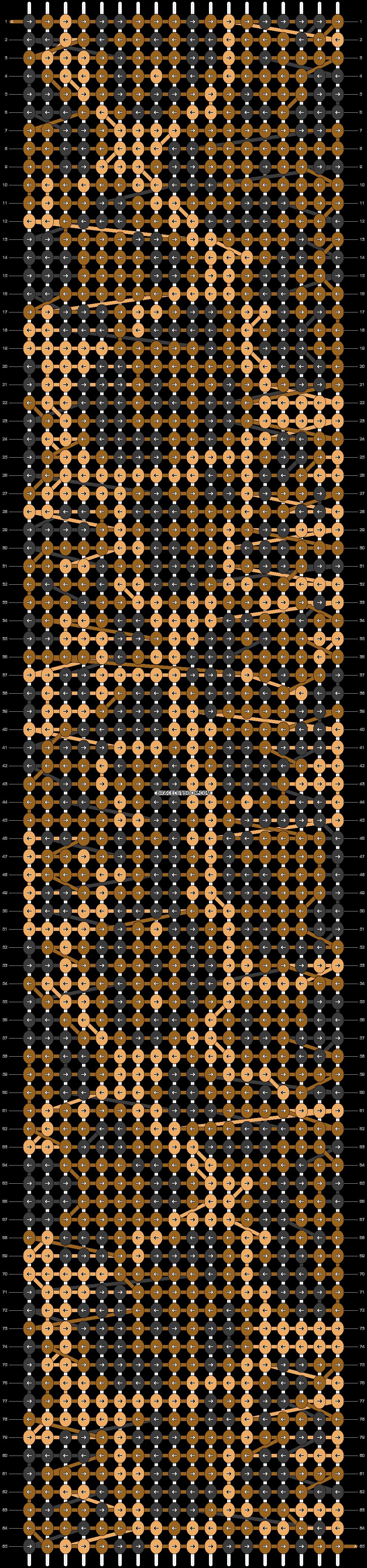Alpha pattern #23170 pattern
