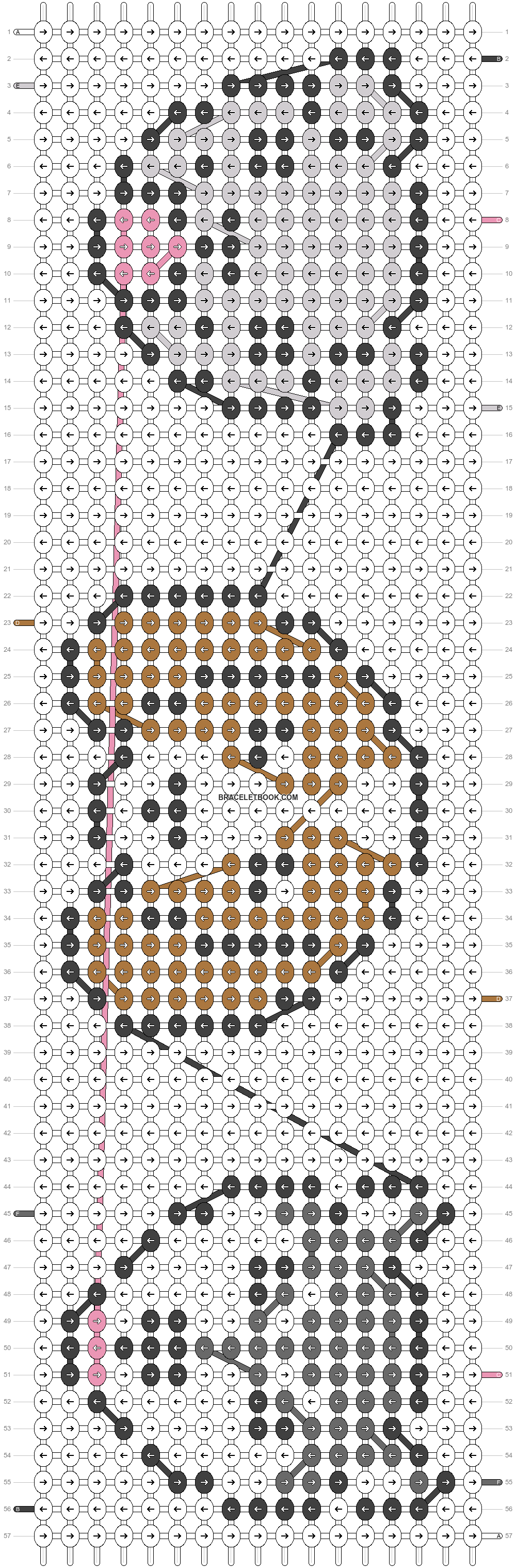 Alpha pattern #23173 pattern