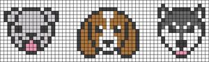 Alpha pattern #23173